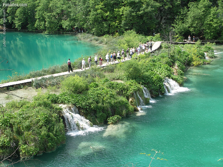 Plitvice Lakes National Park, Kroatia